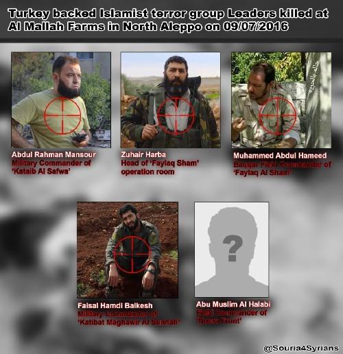 Video: Nhóm chiến binh cực đoan rơi vào bẫy hỏa lực của quân đội Syria ảnh 1