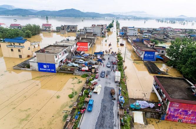 Siêu bão Nepartak gây hỗn loạn chưa từng có trên miền Đông Trung Quốc (video) ảnh 6