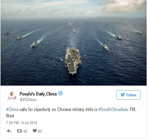 Trung Quốc sẵn sàng đối đầu quân sự với Mỹ ảnh 3