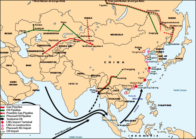 Nếu nổ ra xung đột Biển Đông, Trung Quốc tổn thất trước tiên ảnh 2