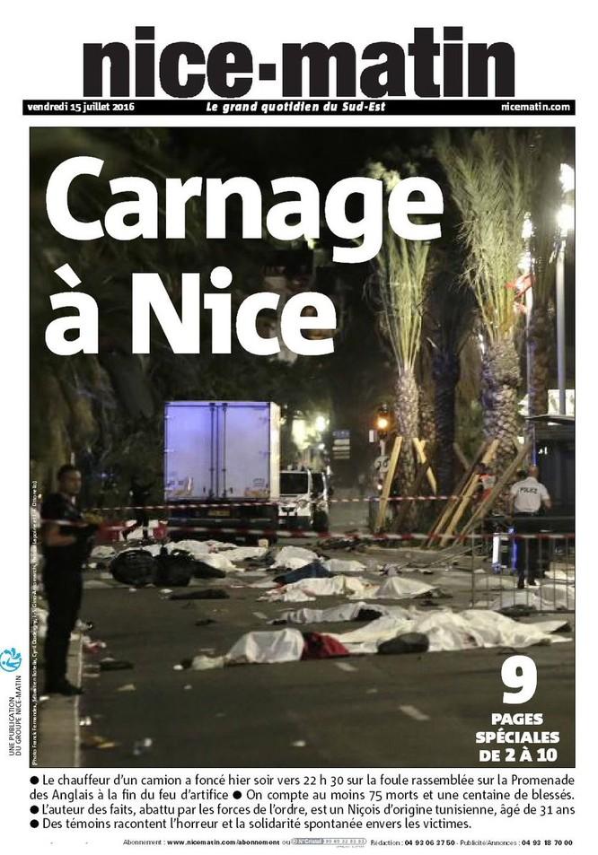 Video: Chi tiết vụ thảm sát kinh hoàng ở Pháp ảnh 2