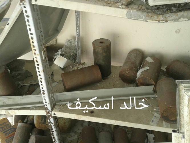 Sư đoàn cơ giới số 14 tiếp tục tấn công trong khu công nghiệp Layramoun ảnh 10