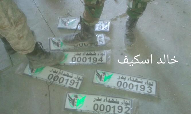 Sư đoàn cơ giới số 14 tiếp tục tấn công trong khu công nghiệp Layramoun ảnh 6