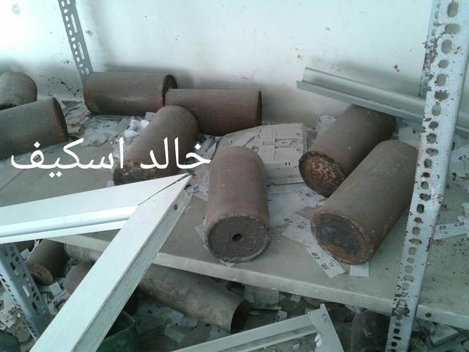Sư đoàn cơ giới số 14 tiếp tục tấn công trong khu công nghiệp Layramoun ảnh 8