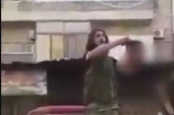 Quân đội Syria tiêu diệt tay súng cực đoan đã hành quyết em bé Palestinian ảnh 2