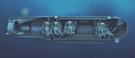 Lockheed Martin phát triển tàu ngầm mini và ý tưởng phát triển của tàu ngầm Trường Sa ảnh 2