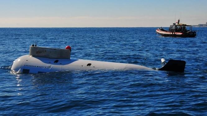Lockheed Martin phát triển tàu ngầm mini và ý tưởng phát triển của tàu ngầm Trường Sa ảnh 1