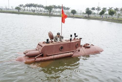 Lockheed Martin phát triển tàu ngầm mini và ý tưởng phát triển của tàu ngầm Trường Sa ảnh 4