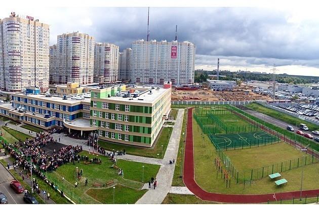 Trường học mới ở Nga: Đổi mới giáo dục với giáo viên thân thiện, học sinh tích cực ảnh 4