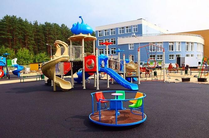 Trường học mới ở Nga: Đổi mới giáo dục với giáo viên thân thiện, học sinh tích cực ảnh 6
