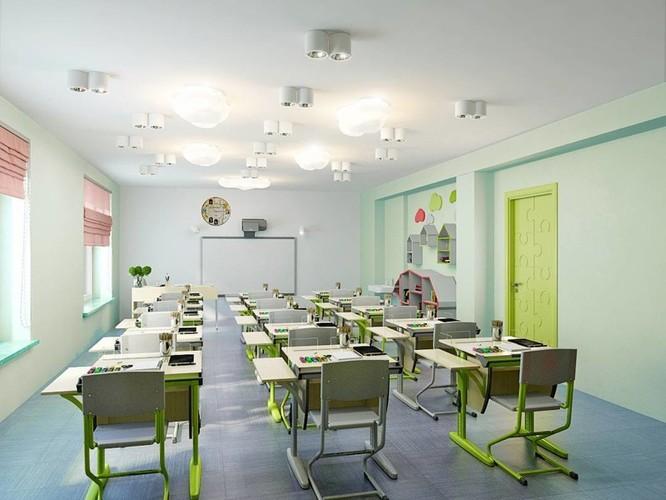 Trường học mới ở Nga: Đổi mới giáo dục với giáo viên thân thiện, học sinh tích cực ảnh 23