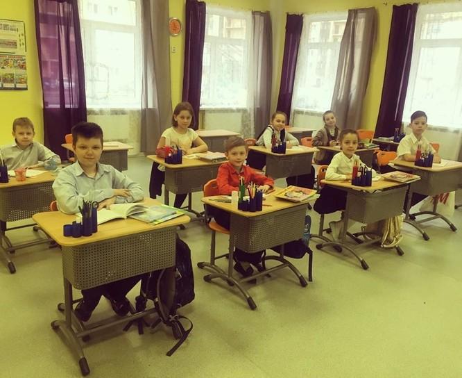 Trường học mới ở Nga: Đổi mới giáo dục với giáo viên thân thiện, học sinh tích cực ảnh 30