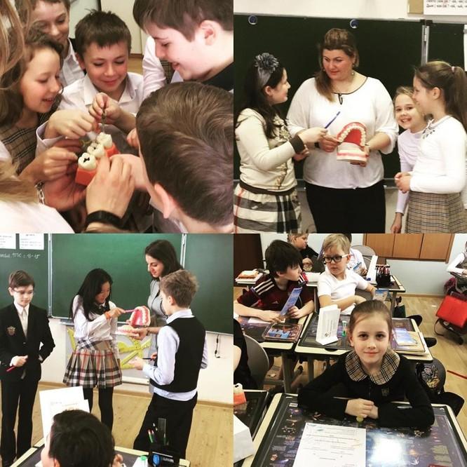 Trường học mới ở Nga: Đổi mới giáo dục với giáo viên thân thiện, học sinh tích cực ảnh 31