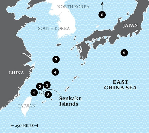 """""""Nữ tướng"""" Nhật Bản khiến Trung Quốc phải chờn ảnh 1"""