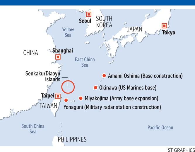 """""""Nữ tướng"""" Nhật Bản khiến Trung Quốc phải chờn ảnh 2"""