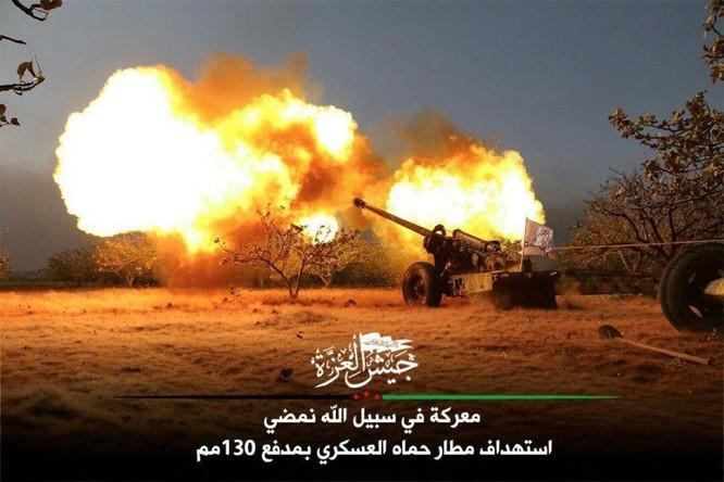 Lực lượng Hồi giáo cực đoan tấn công trên vùng nông thôn tỉnh Hama ảnh 4