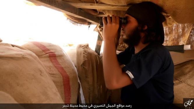 Quân đội Syria đánh chiếm khu hạt giống Palmyra ảnh 2