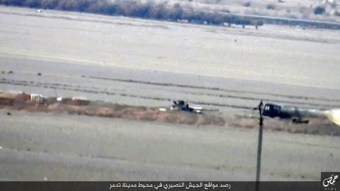 Quân đội Syria đánh chiếm khu hạt giống Palmyra ảnh 6