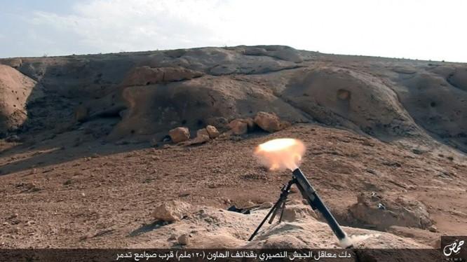 Quân đội Syria đánh chiếm khu hạt giống Palmyra ảnh 9