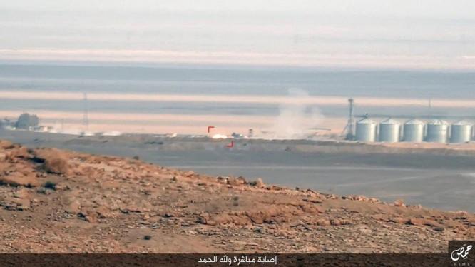 Quân đội Syria đánh chiếm khu hạt giống Palmyra ảnh 10