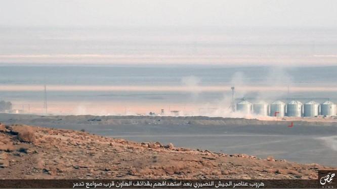 Quân đội Syria đánh chiếm khu hạt giống Palmyra ảnh 11
