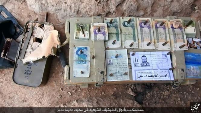 Quân đội Syria đánh chiếm khu hạt giống Palmyra ảnh 12