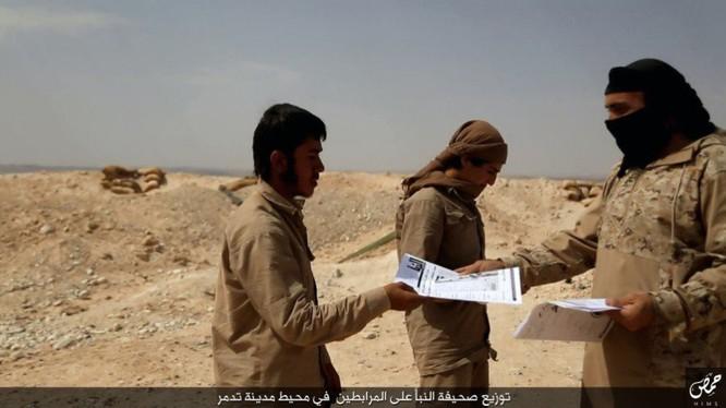 Quân đội Syria đánh chiếm khu hạt giống Palmyra ảnh 15