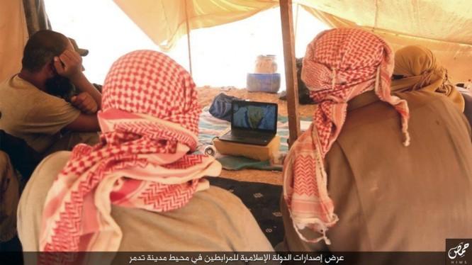 Quân đội Syria đánh chiếm khu hạt giống Palmyra ảnh 17