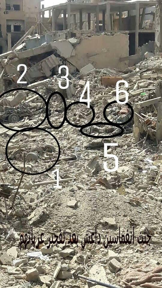 Video: IS thảm bại trong cuộc tấn công vào Deir Ezzor ảnh 1