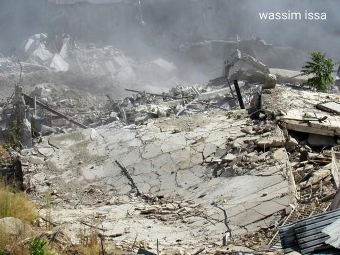 Quân đội Syria đánh sập đường hầm, chôn vùi hàng chục phiến quân Hồi giáo ảnh 5