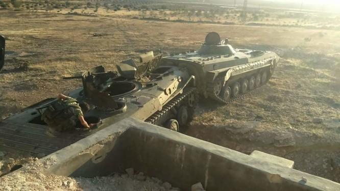Nhóm Jund Al-Aqsa thảm bại trên miền Bắc tỉnh Hama, 30 tay súng nộp mạng ảnh 1