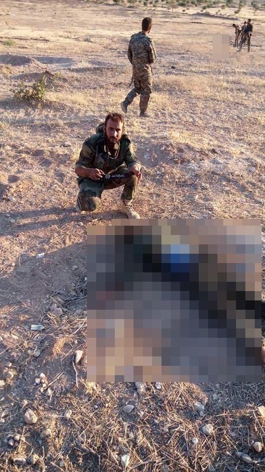 Nhóm Jund Al-Aqsa thảm bại trên miền Bắc tỉnh Hama, 30 tay súng nộp mạng ảnh 4