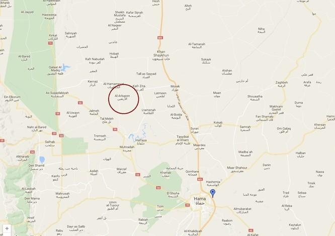 Quân đội Syria diệt hàng chục phiến quân, phá hủy 7 tăng thiết giáp ảnh 1