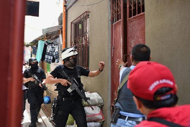 """Cuộc chiến """"chống ma túy"""" đẫm máu ở Philipines ảnh 1"""
