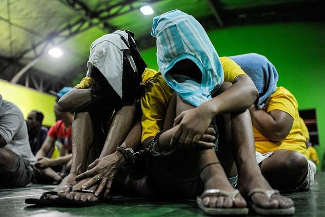 """Cuộc chiến """"chống ma túy"""" đẫm máu ở Philipines ảnh 4"""