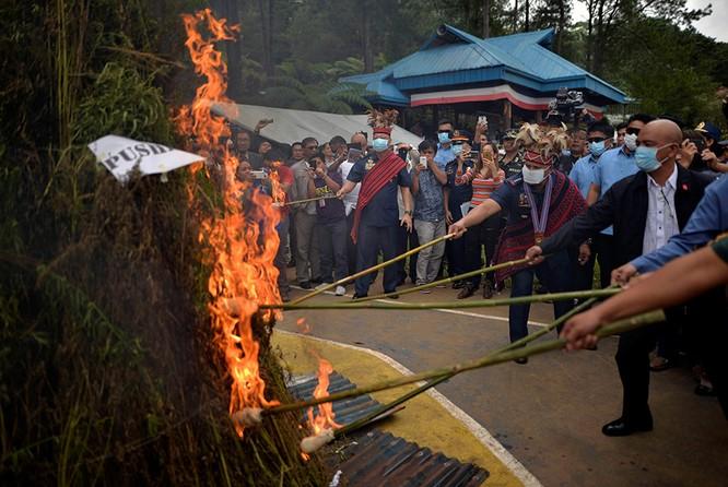 """Cuộc chiến """"chống ma túy"""" đẫm máu ở Philipines ảnh 5"""