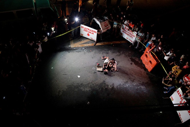 """Cuộc chiến """"chống ma túy"""" đẫm máu ở Philipines ảnh 6"""