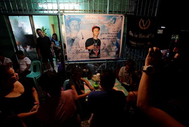 """Cuộc chiến """"chống ma túy"""" đẫm máu ở Philipines ảnh 7"""