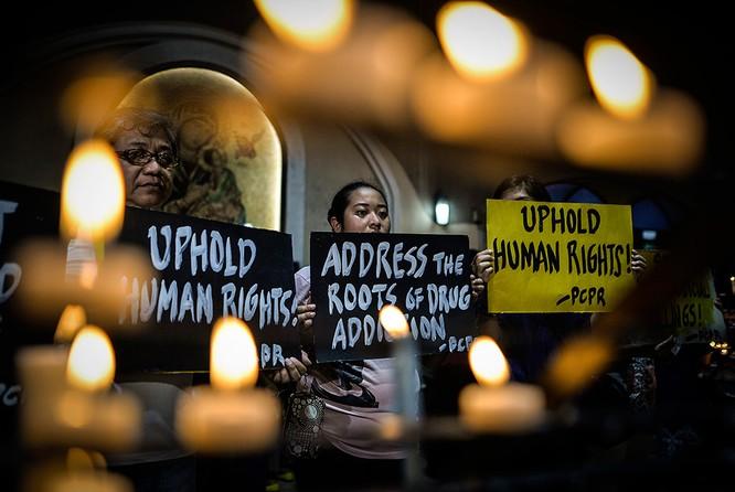 """Cuộc chiến """"chống ma túy"""" đẫm máu ở Philipines ảnh 9"""