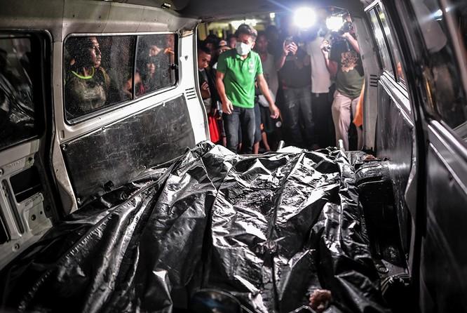 """Cuộc chiến """"chống ma túy"""" đẫm máu ở Philipines ảnh 11"""