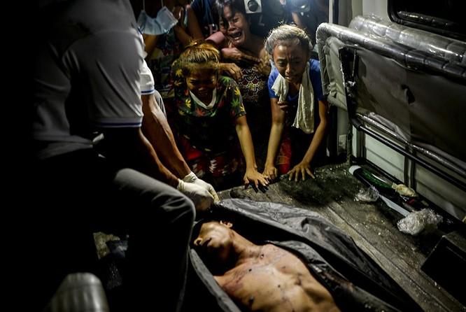 """Cuộc chiến """"chống ma túy"""" đẫm máu ở Philipines ảnh 12"""