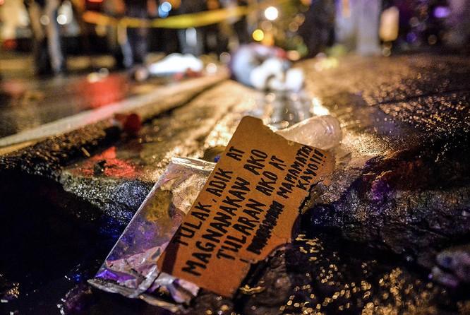 """Cuộc chiến """"chống ma túy"""" đẫm máu ở Philipines ảnh 13"""