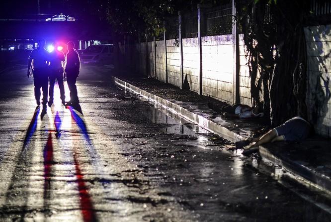 """Cuộc chiến """"chống ma túy"""" đẫm máu ở Philipines ảnh 14"""
