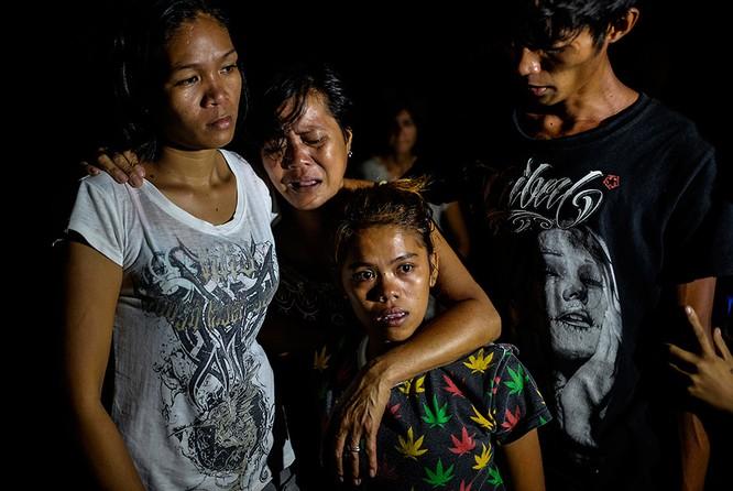 """Cuộc chiến """"chống ma túy"""" đẫm máu ở Philipines ảnh 16"""