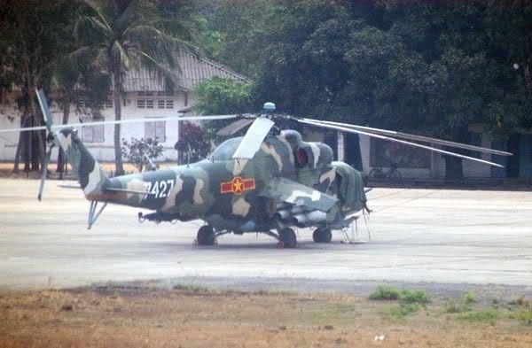 Không quân Việt Nam và cuộc chiến diệt Khmer Đỏ trên biên giới Thái Lan - Campuchia ảnh 3