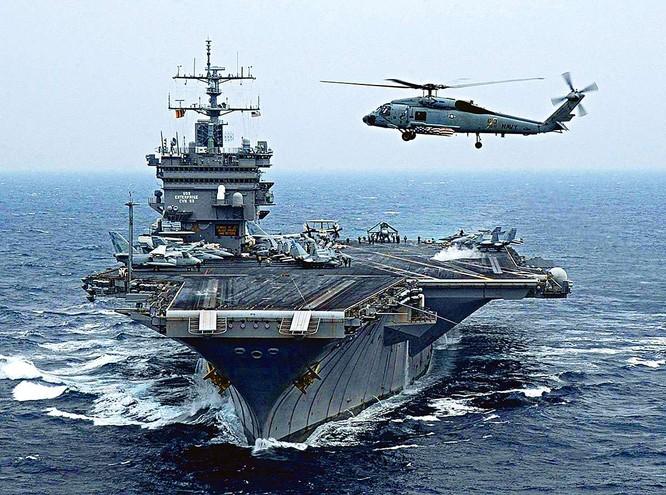"""Dọa biến tàu sân bay Mỹ thành """"bia sống"""", Trung Quốc có đủ sức? ảnh 3"""