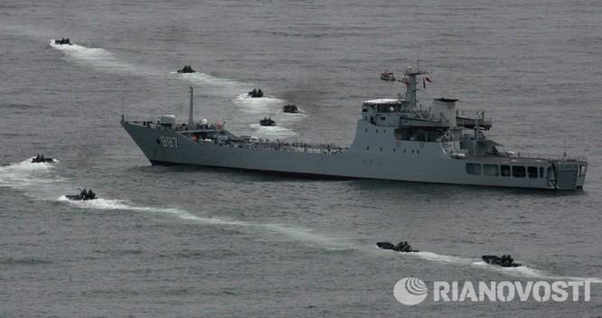 Đổ bộ và chống đổ bộ đường biển, những tồn tại của hải quân đánh bộ Nga ảnh 1