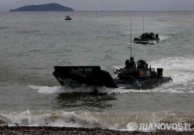 Đổ bộ và chống đổ bộ đường biển, những tồn tại của hải quân đánh bộ Nga ảnh 2