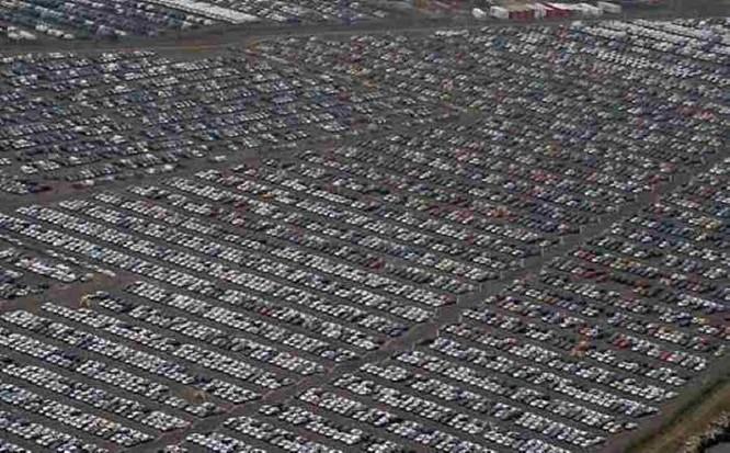 Nghĩa địa xe, thảm họa công nghiệp ô tô đe dọa thế giới ảnh 1