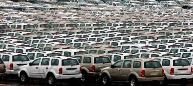 Nghĩa địa xe, thảm họa công nghiệp ô tô đe dọa thế giới ảnh 3